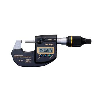 "Mitutoyo 293-130-10 MDH High-accuracy Sub-Micron Micrometer 0-1"""