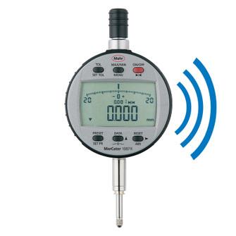 """Mahr 4337664 1087 BRi Wireless Indicator 0.5"""" .00005"""" Res"""
